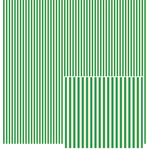 green and cream striped pattern