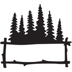 forest branch frame