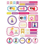 ml princess stickers