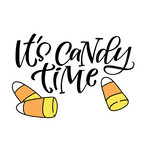 it's candy time!
