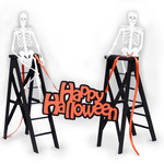 3d haunted ladders