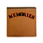 memories mini notebook