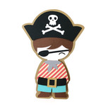 pirate boy card