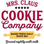 mrs claus cookie company