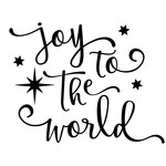 joy to the world phrase