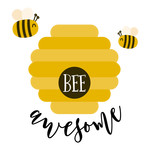 bee awesome