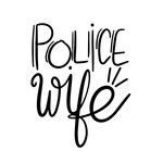 police wife