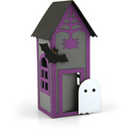 haunted house tall