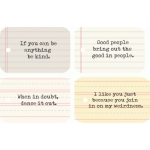 good people everyday note cards