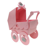 baby carriage princess box