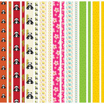 chinese inspired washi strips