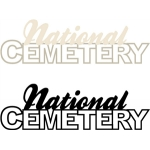 national cemetery phrase