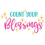 count your blessings quote