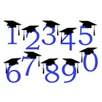 graduation numbers year