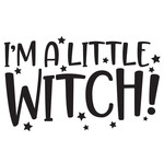 i'm a little witch quote