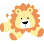 rivka's renditions toy lion