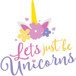 lets all be unicorns