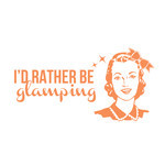 i'd rather be glamping