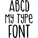 my type font
