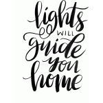 light will guide you home
