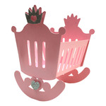 3d princess cradle