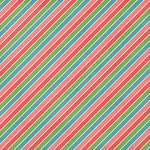 multi color stripe winter paper
