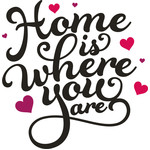 home is where you are
