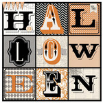 halloween mini squares