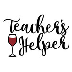 teacher's helper wine