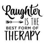 laughter is the best therapy phrase