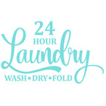 24 hour laundry
