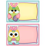 easter owl journaling set
