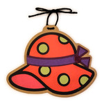 sun hat ornament