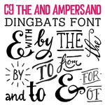 cg the and ampersand dingbats