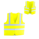 safety vest card
