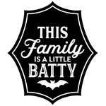 this family is batty