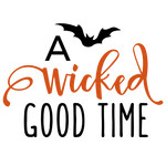 a wicked good time phrase