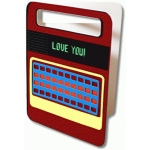 spell love you card