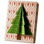 christmas tree gift card box