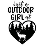 outdoor girl at heart