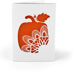 5x7 card ornate pumpkin 4