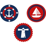 nautical labels