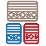 pl cards - stars & stripes