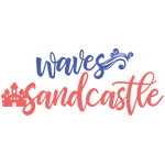 waves & sandcastle words