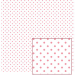 pink and white polka dot pattern