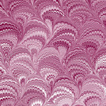 plum marbled pattern