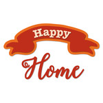 happy home banner