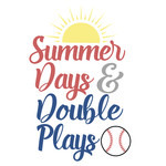 summer days double plays