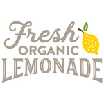 fresh organic lemonade