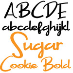 zp sugar cookie bold